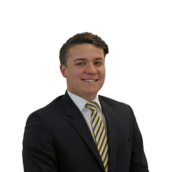 Caiden Le Grange Real Estate Agent