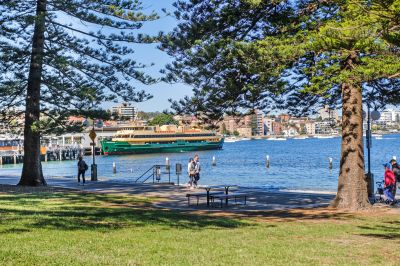 Apartment Manly Cove Furnished available short term minimum 2 months