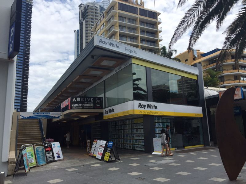 Small Office Availabilty Located In The Heart Of Surfers