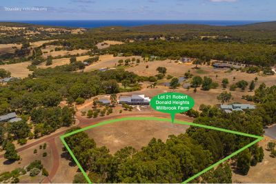 Lot 21 Robert Donald Heights, Yallingup