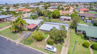 4 BEDROOM BRICK, 3 BAY SHED, 814sqm BLOCK