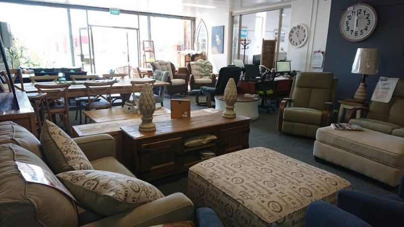 Furniture & Bedding store - simple to own and manage.