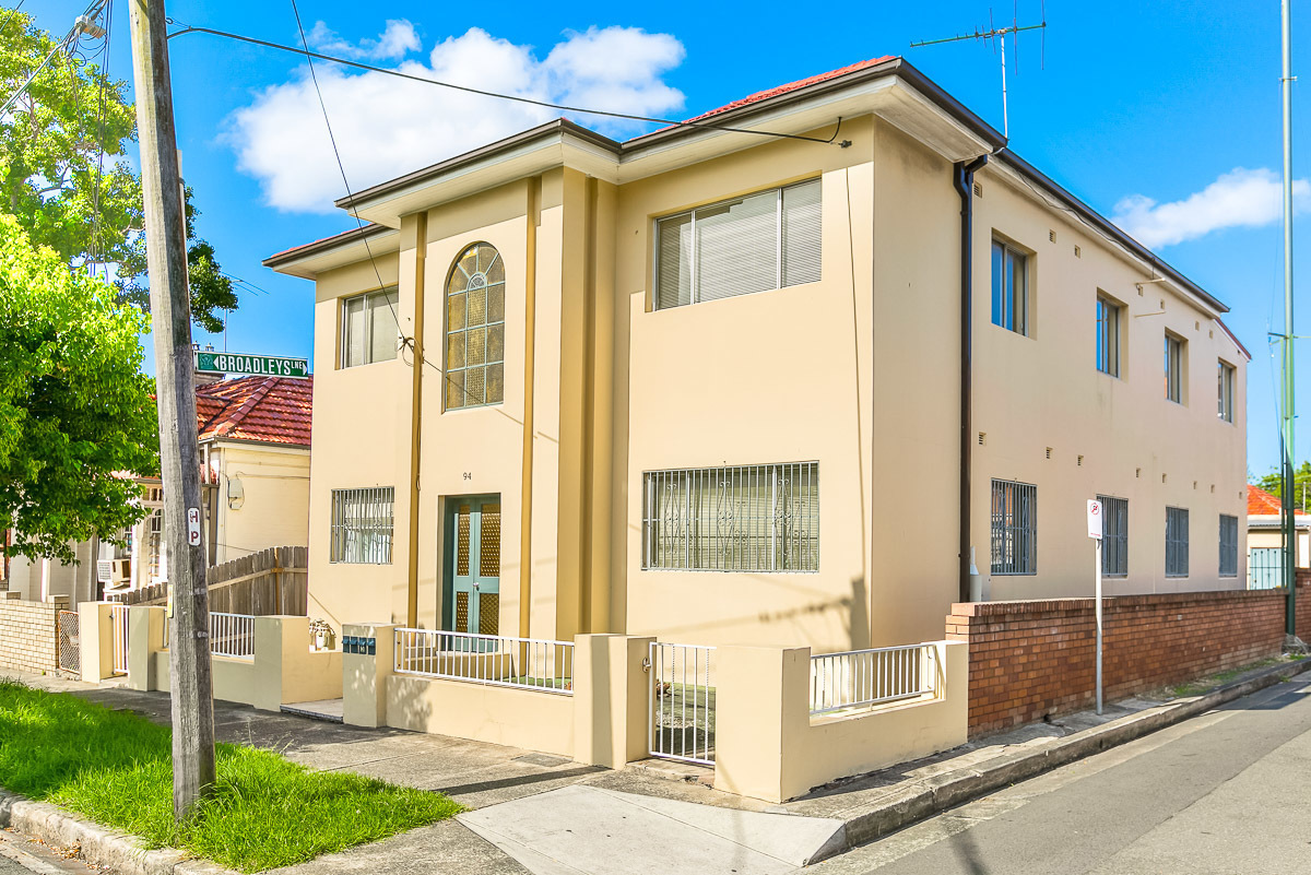 4/94 Despointes Street , Marrickville