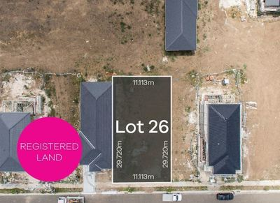 Austral, Lot 26 Greenhouse Street