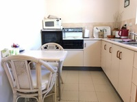 1 bedroom unit, spacious yet compact and easy to maintain!