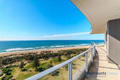 Beachfront Half Floor Residence