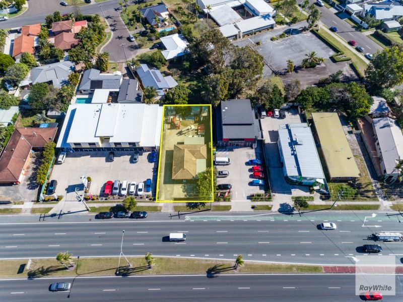 Prominent Development Site For Sale | High Exposure, Nicklin Way Location