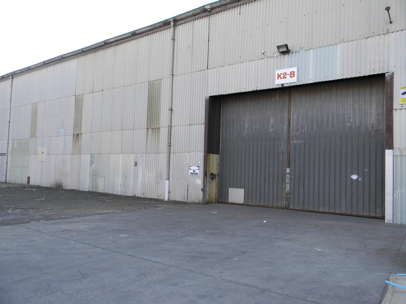 Flexible Sizes Available at this Large Industrial Complex!