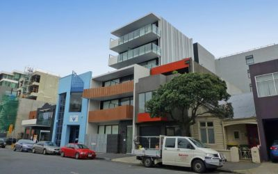 Brand new designer apartment in the centre of urban Port Melbourne living!