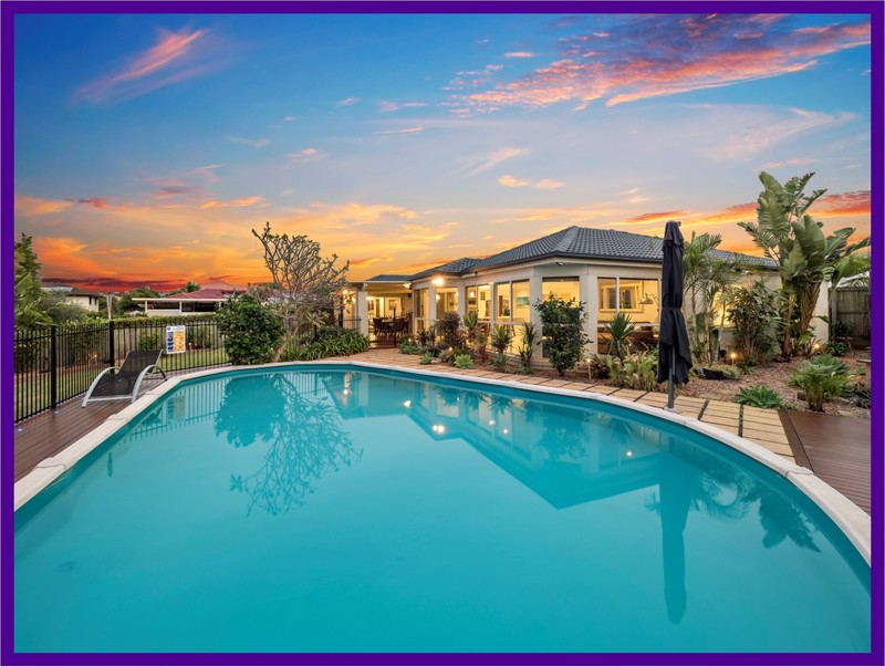 A Private Oasis Hidden on 872m2 Block