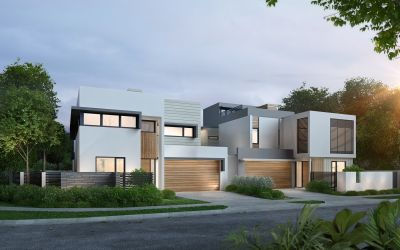 Absolute prime DA approved waterfront development site - or purchase free-standing residence