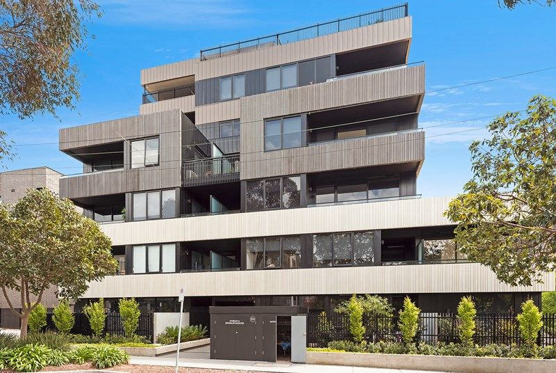 Modern living in Hawthorn East