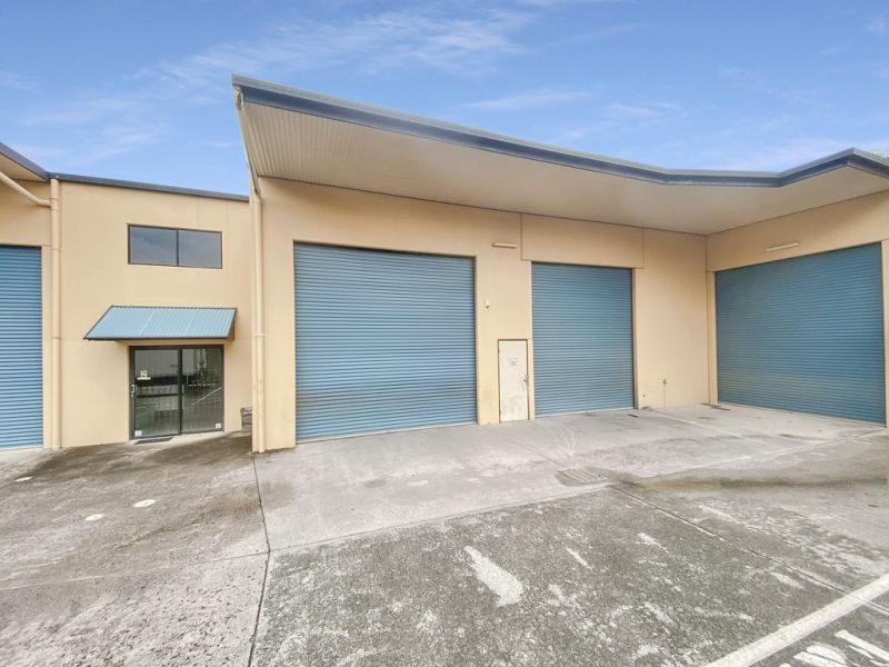 Functional Warehouse With Air-conditioned Office