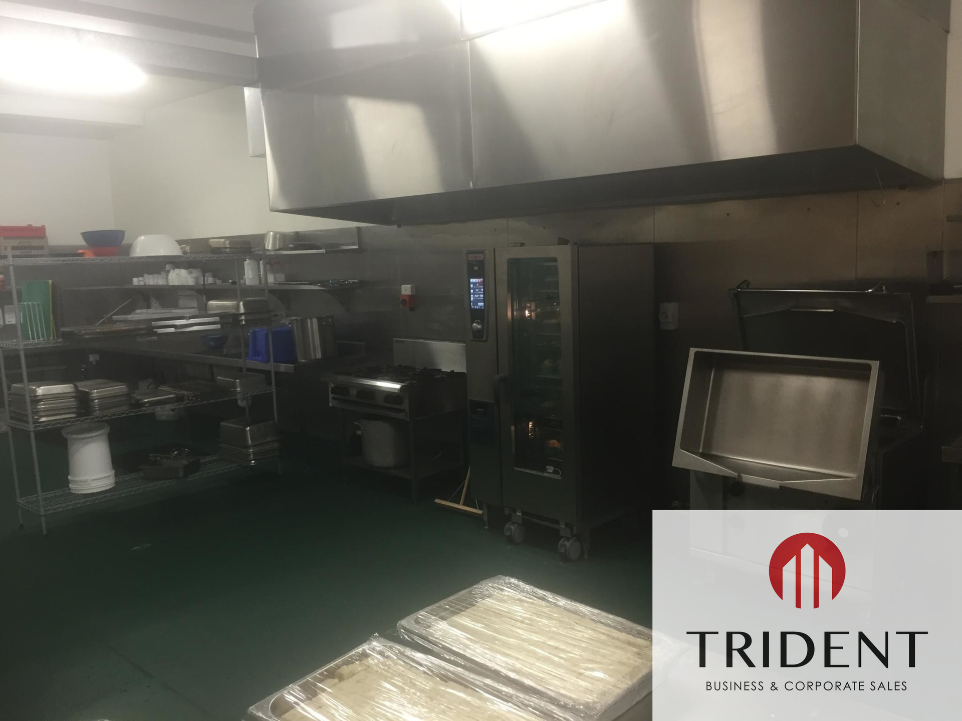 """SOLD SOLD SOLD Fully Equipped Commercial Kitchen """"Ideal Dark / Ghost Kitchen"""" $150,000 Brunswick"""