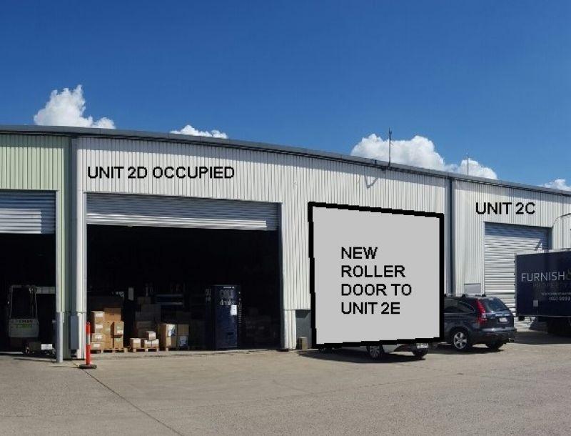 859m2 Warehouse