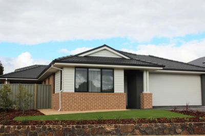 BRAND NEW HOME READY TO MOVE IN