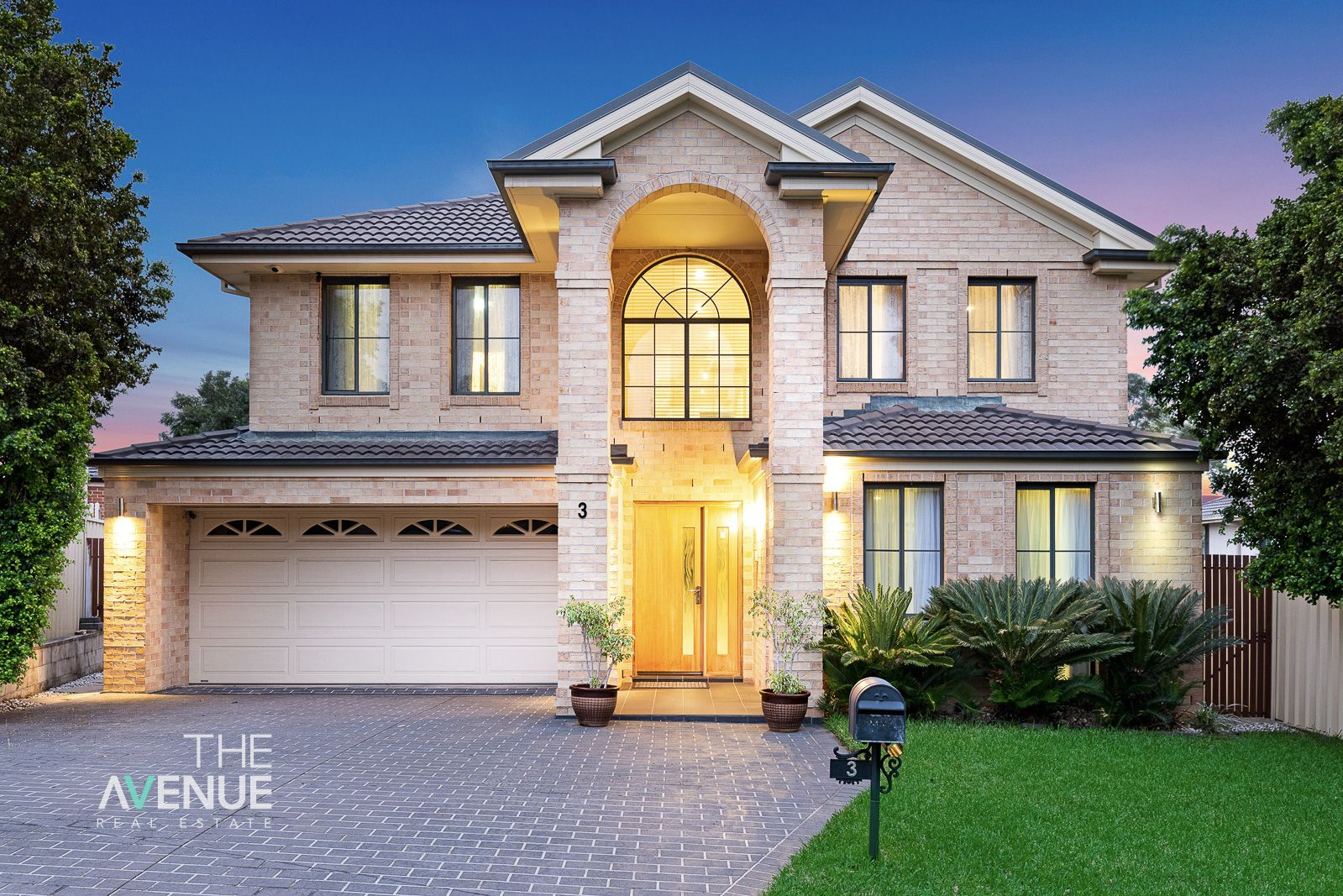 3 Blackthorn Place, Kellyville NSW 2155