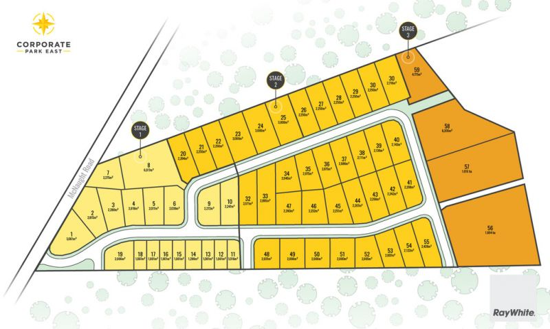 3,000m2 Lot with 24-hour General Industry Zoning
