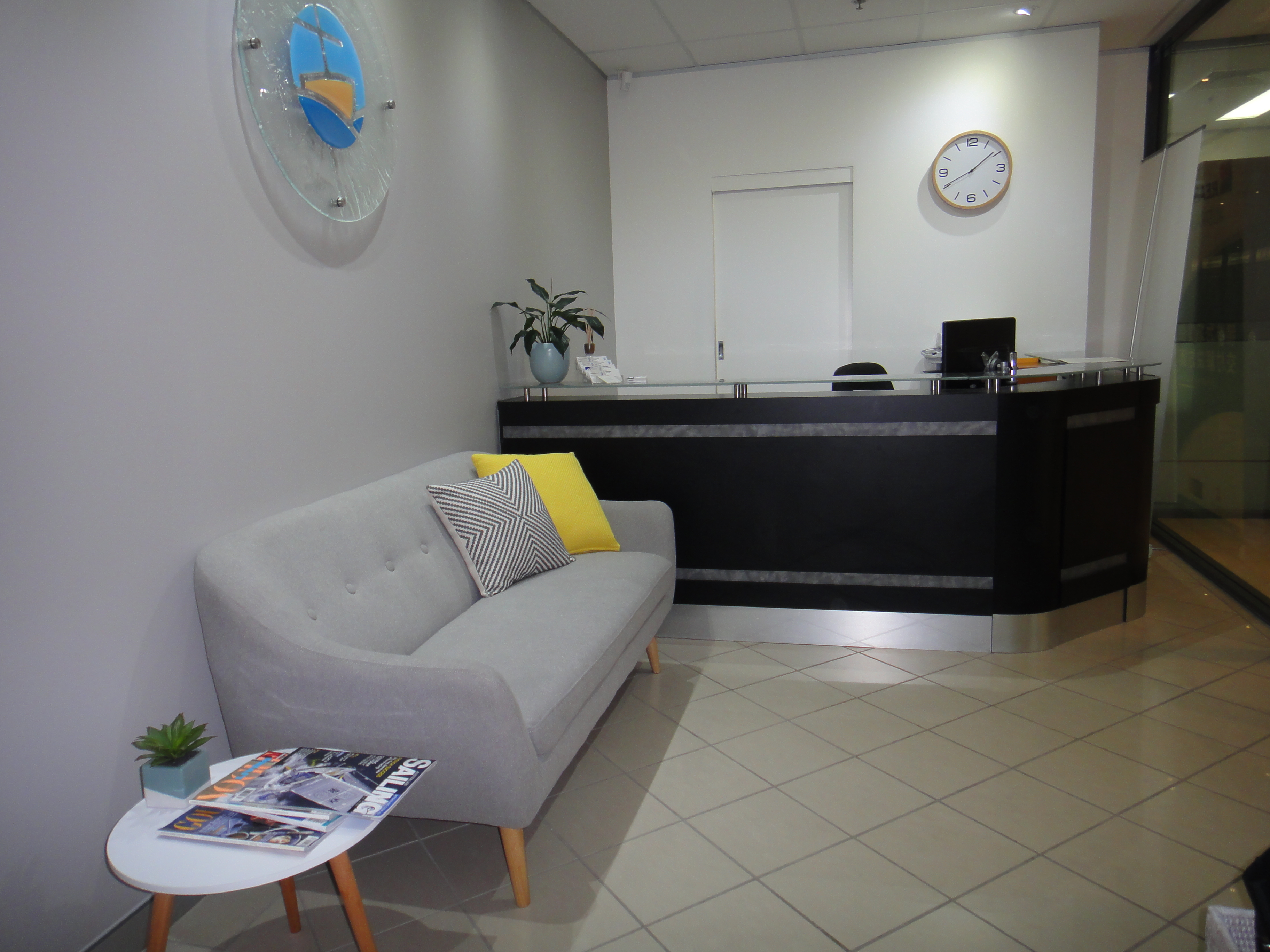 Prominent Suite in Popular Building