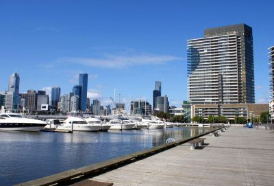 Magnificent two bedroom living at highly sought Yarra's Edge