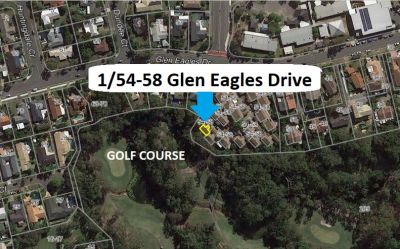 Prime Golf Course Frontage with a Huge House Sized Yard