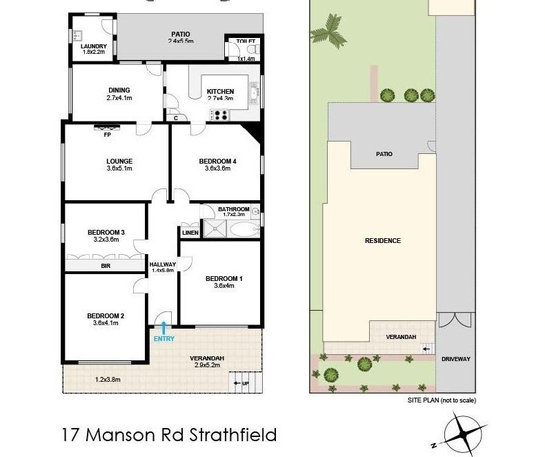 17 Manson Road, Strathfield
