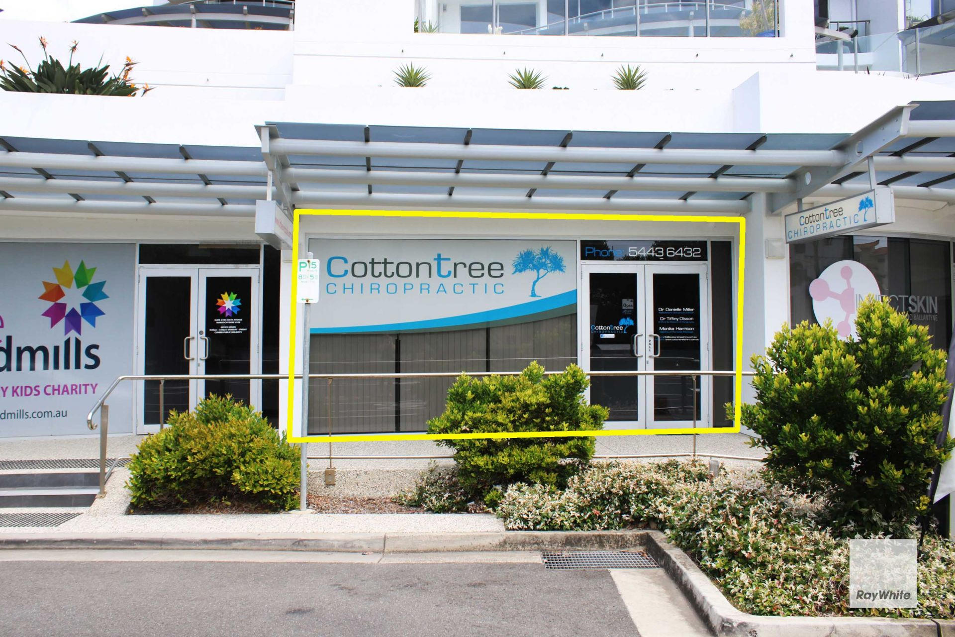 Prime Location, Existing Fit-Out, Medical/Allied Health/Office/Retail | For Lease