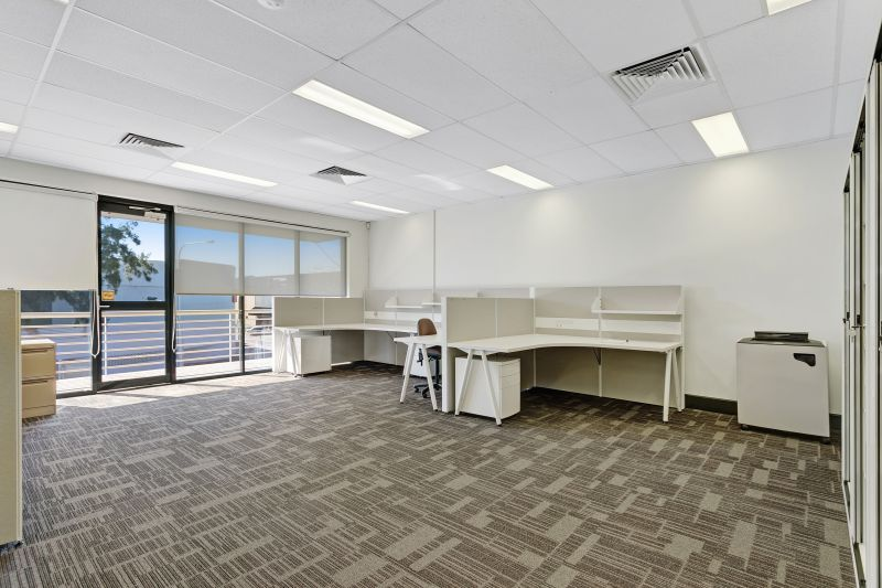 First class office space