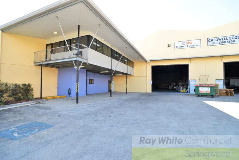750sqm Warehouse/Office Within Gated Complex
