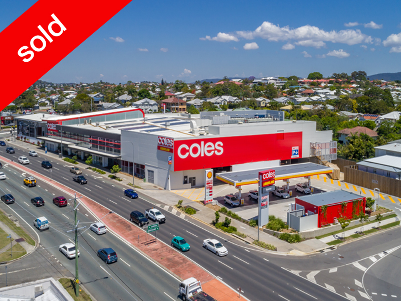 Brand New Freestanding Coles Supermarket 15 Year Net Lease