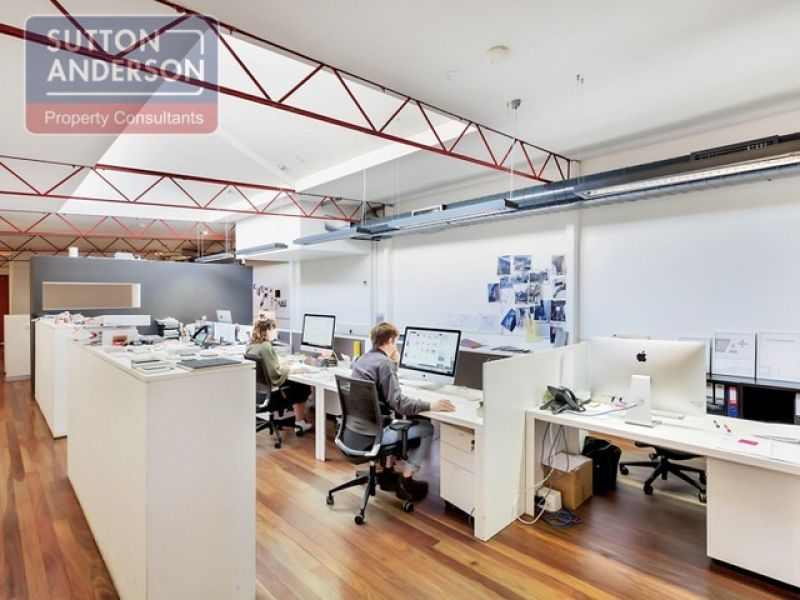Creative Crows Nest Office