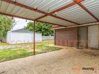 Solid 3 Bed 1 Bath home on Large Block!