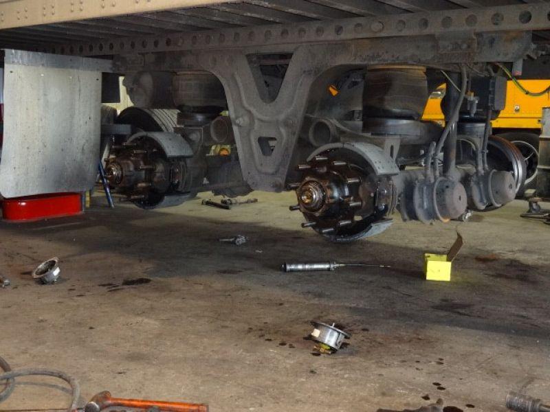 Very Profitable Truck And Trailer Repair - under full management