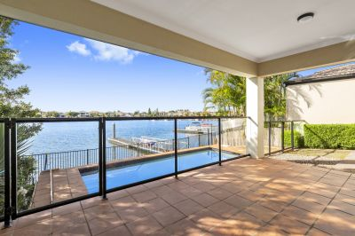 Oyster Cove immaculate waterfront home
