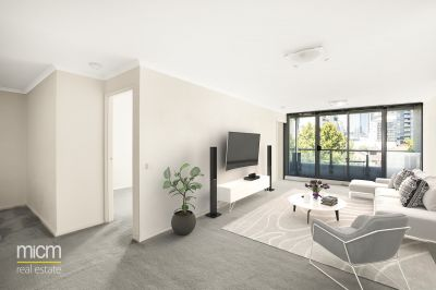 Modern and Spacious West Melbourne Living