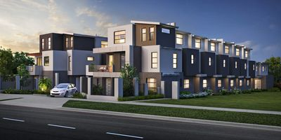 Commencing Soon - New Town House Project