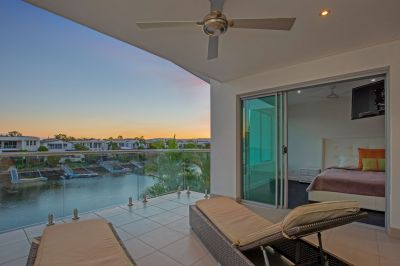 Exceptional, Low Maintenance Water Front Living