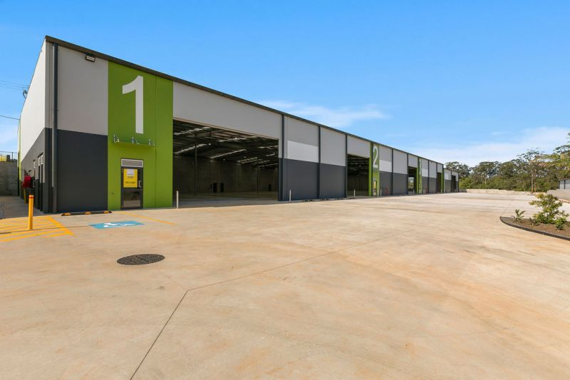 New Warehouse / Distribution Facility Just Off The Bruce Highway
