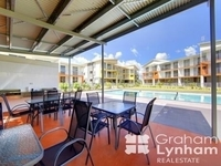 Furnished unit with Pool in gated complex! What more do you need?