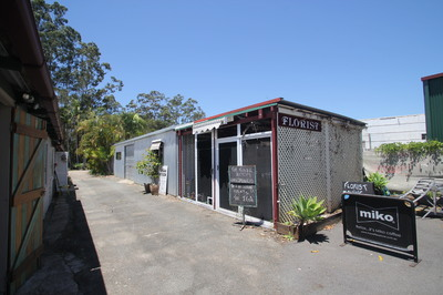 81sqm Industrial Shed