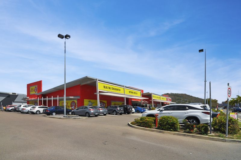 Townsville's Number 1 homemaker and retail centre - Domain Central