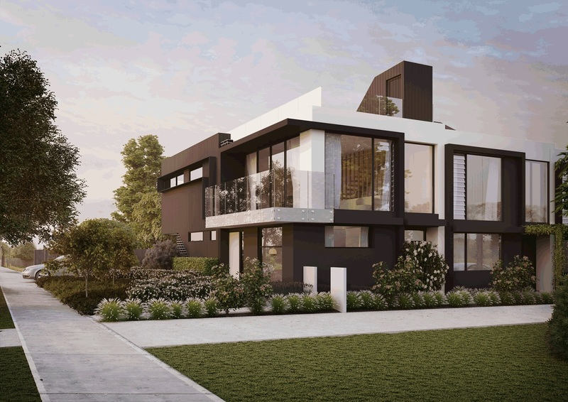 Alphington, luxury homes