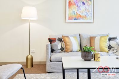 SOLD AT AUCTION- BRAND NEW APARTMENT IN PICTURESQUE LOCATION