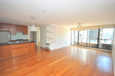 Yarra Condos: 13th Floor - Floorboards Throughout!