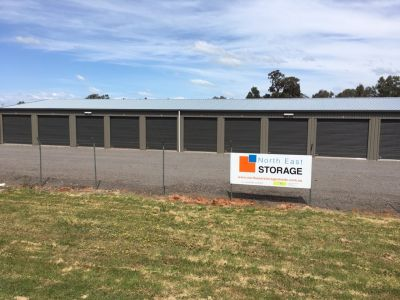 NORTH EAST STORAGE - 58 SALEYARDS ROAD