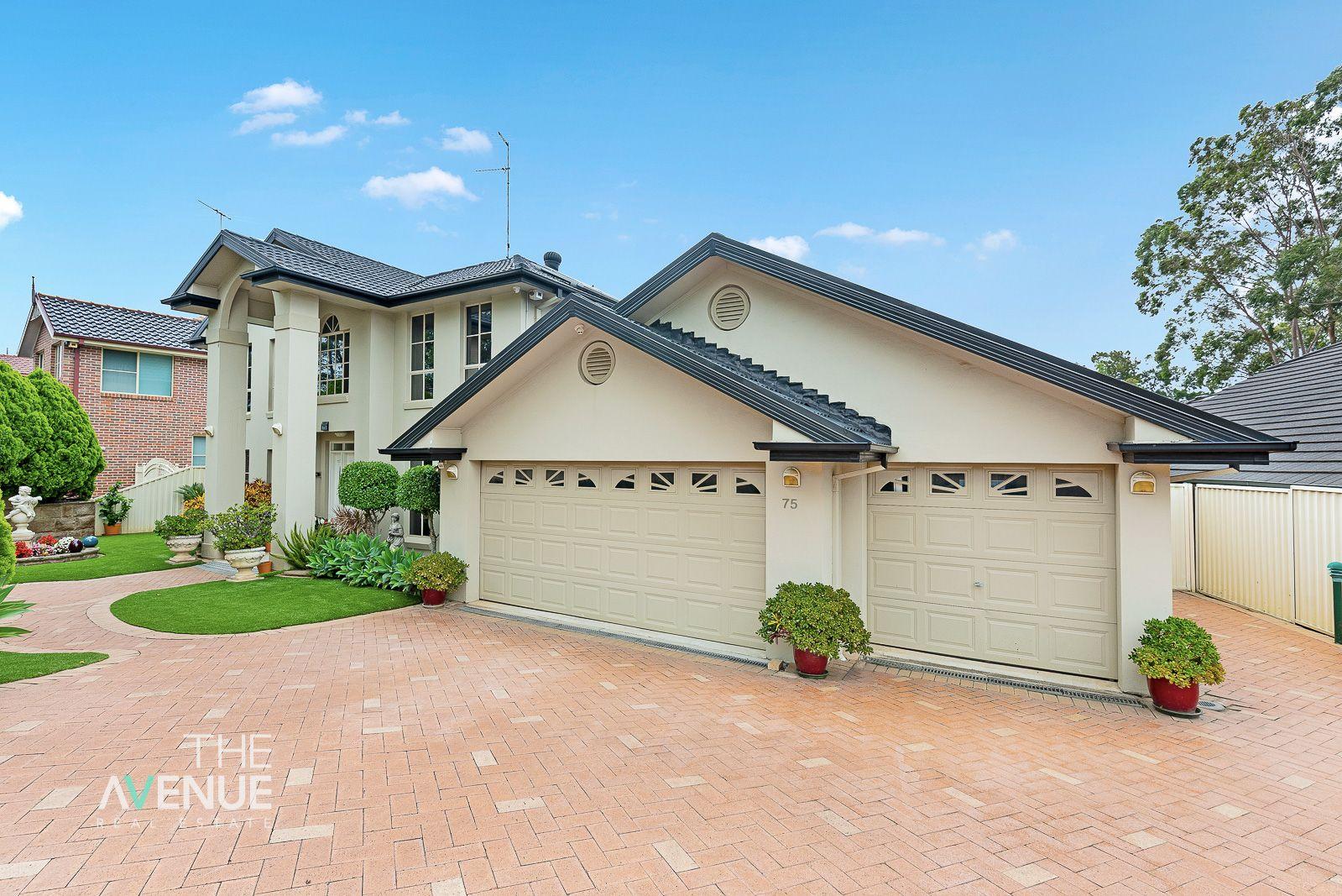 75 Bella Vista Drive, Bella Vista NSW 2153
