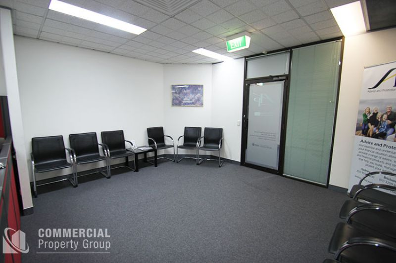 LEASED BY MITCHELL OWEN - RARE OPPORTUNITY TO LEASE IN THE PREMIER COMMERCIAL BUILDING