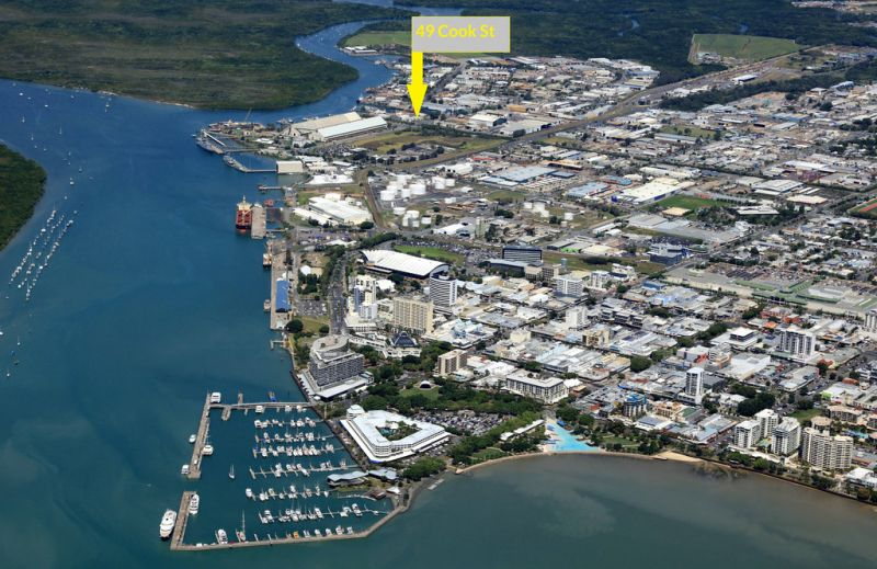 For Sale Industrial Building Portsmith Maritime Precinct