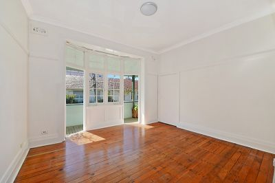 TWO BEDROOM APARTMENT WITH LARGE BALCONY IN SUPERIOR LOCATION