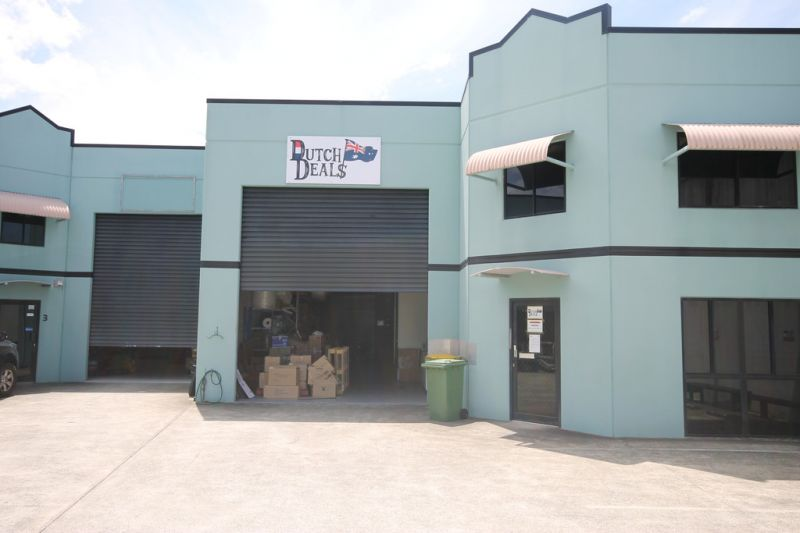 Freestanding, Multi-tenanted Industrial Property in Central Capalaba